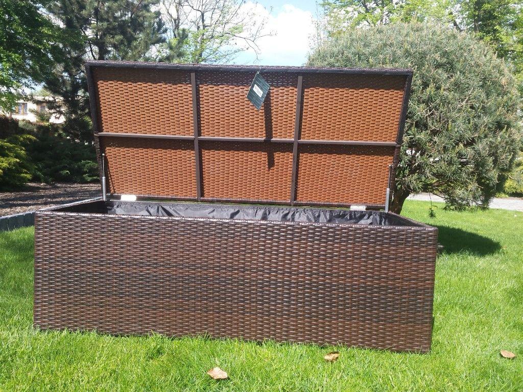 Skrzynia Box 1 Skrzynia Na Poduszki 150 X 50 X 71cm 532 Litry